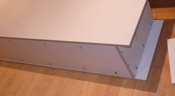 Building a cabinet with pocket screws | DIY Wardrobes Information ...