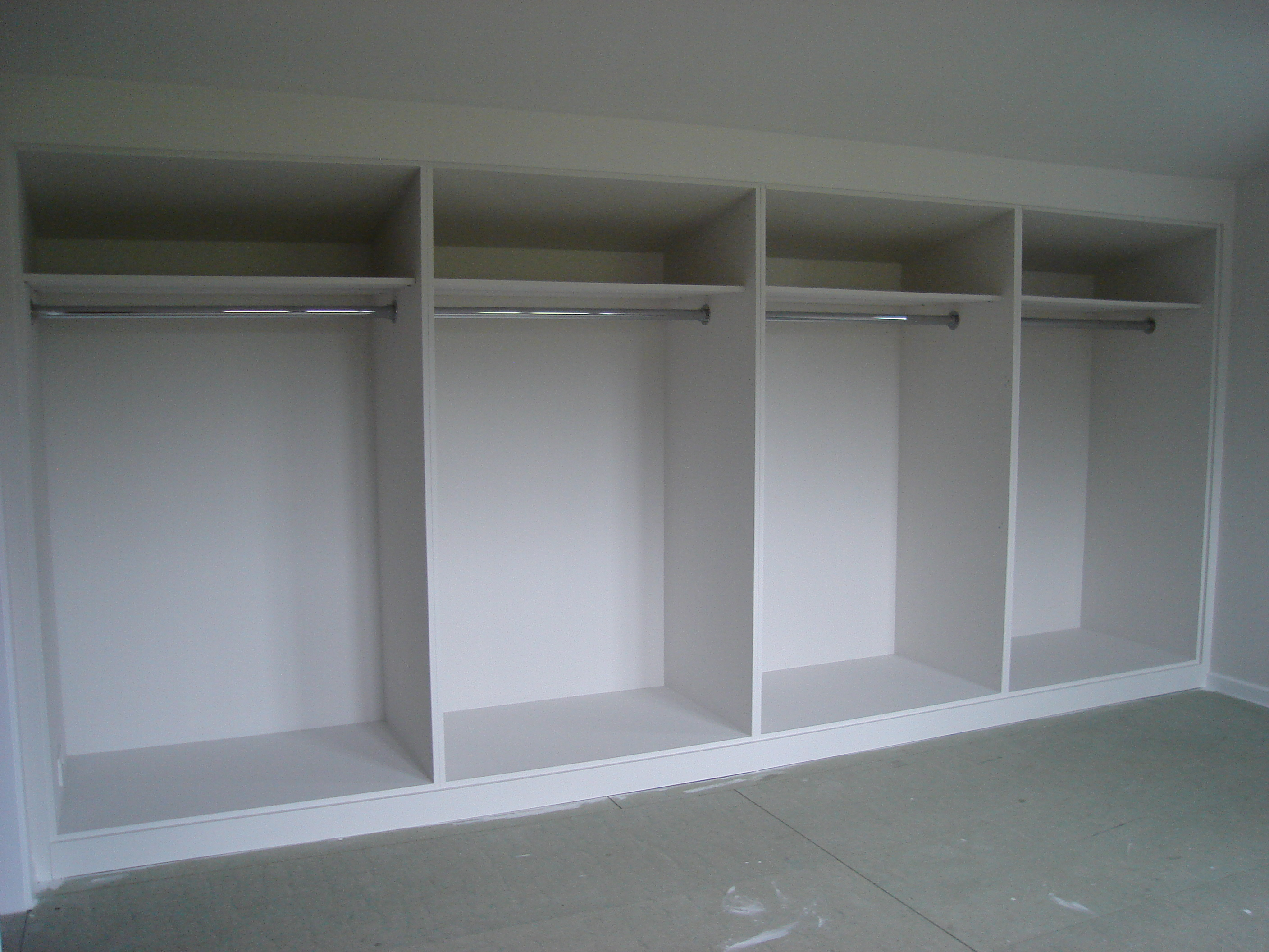 Diy wardrobes information centre online wardrobe design for Bedroom built in wardrobe designs